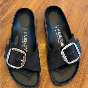 😍 NIB Birkenstock Madrid Hex slide sandal